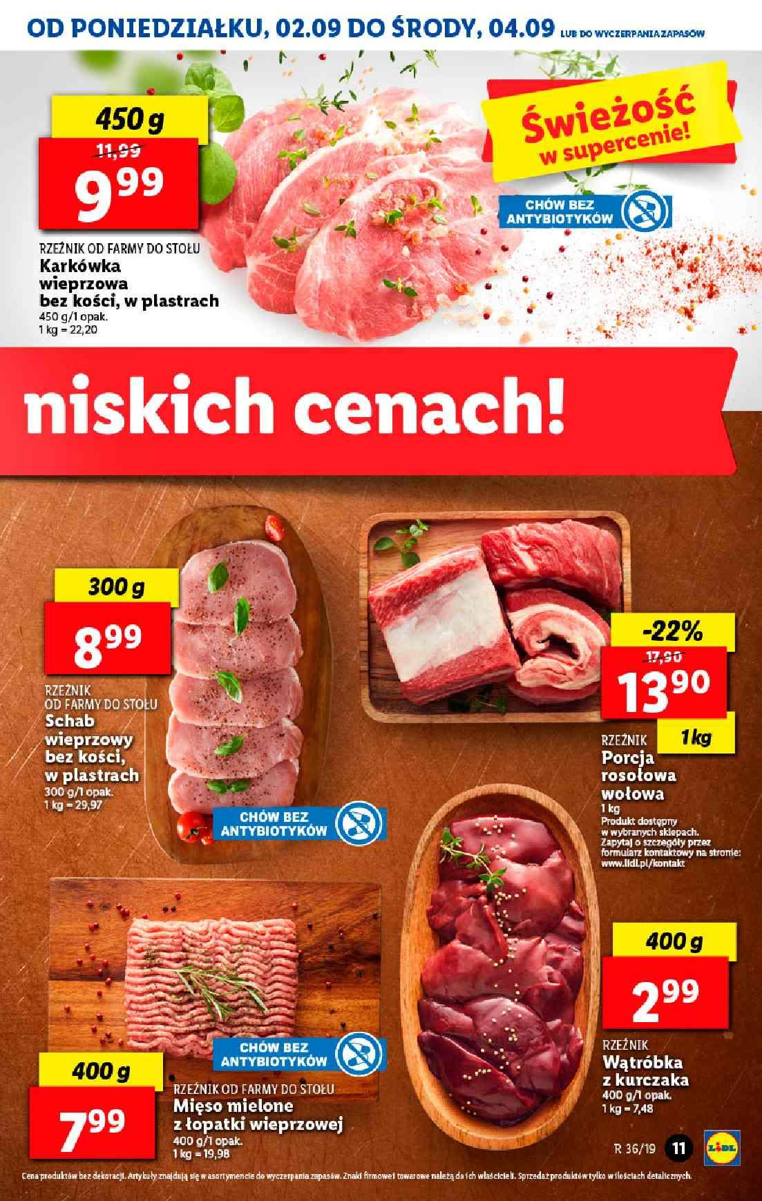 Gazetka promocyjna Lidl do 04/09/2019 str.10
