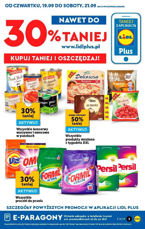 Gazetka promocyjna Lidl do 22/09/2019 str.4