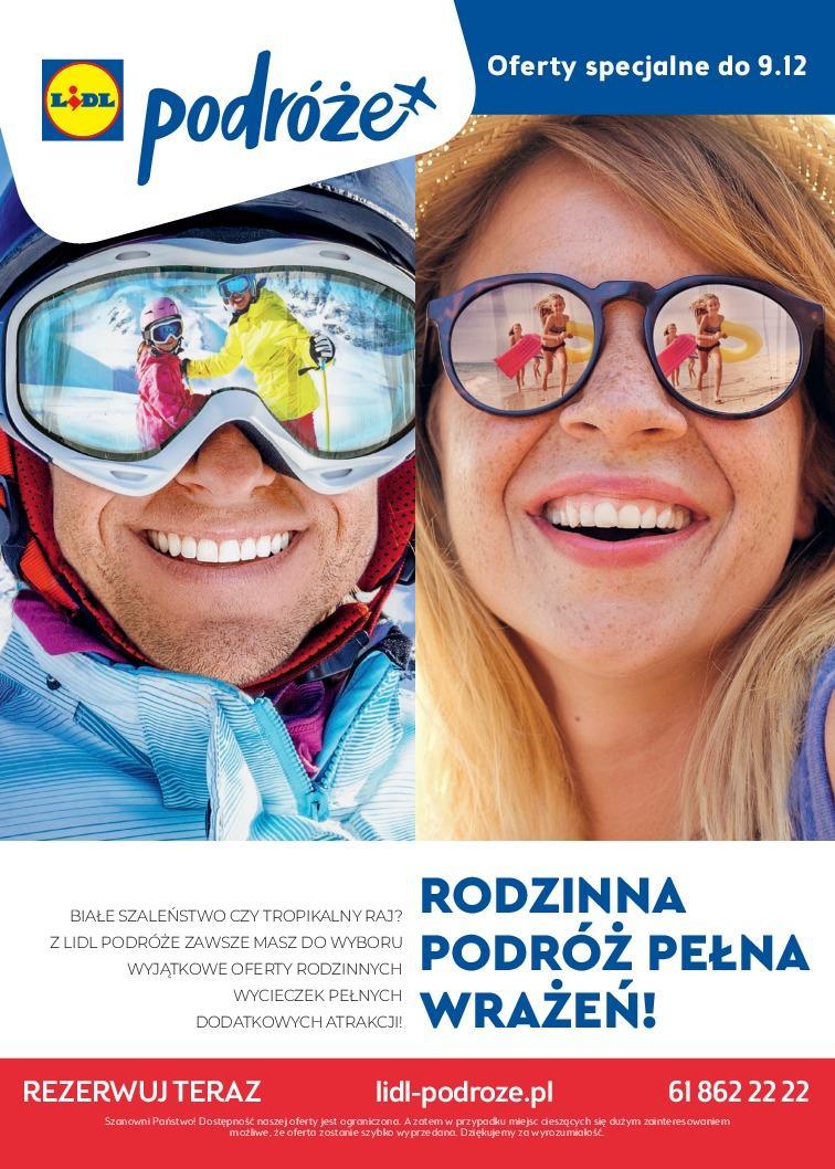 Gazetka promocyjna Lidl do 09/12/2018 str.1