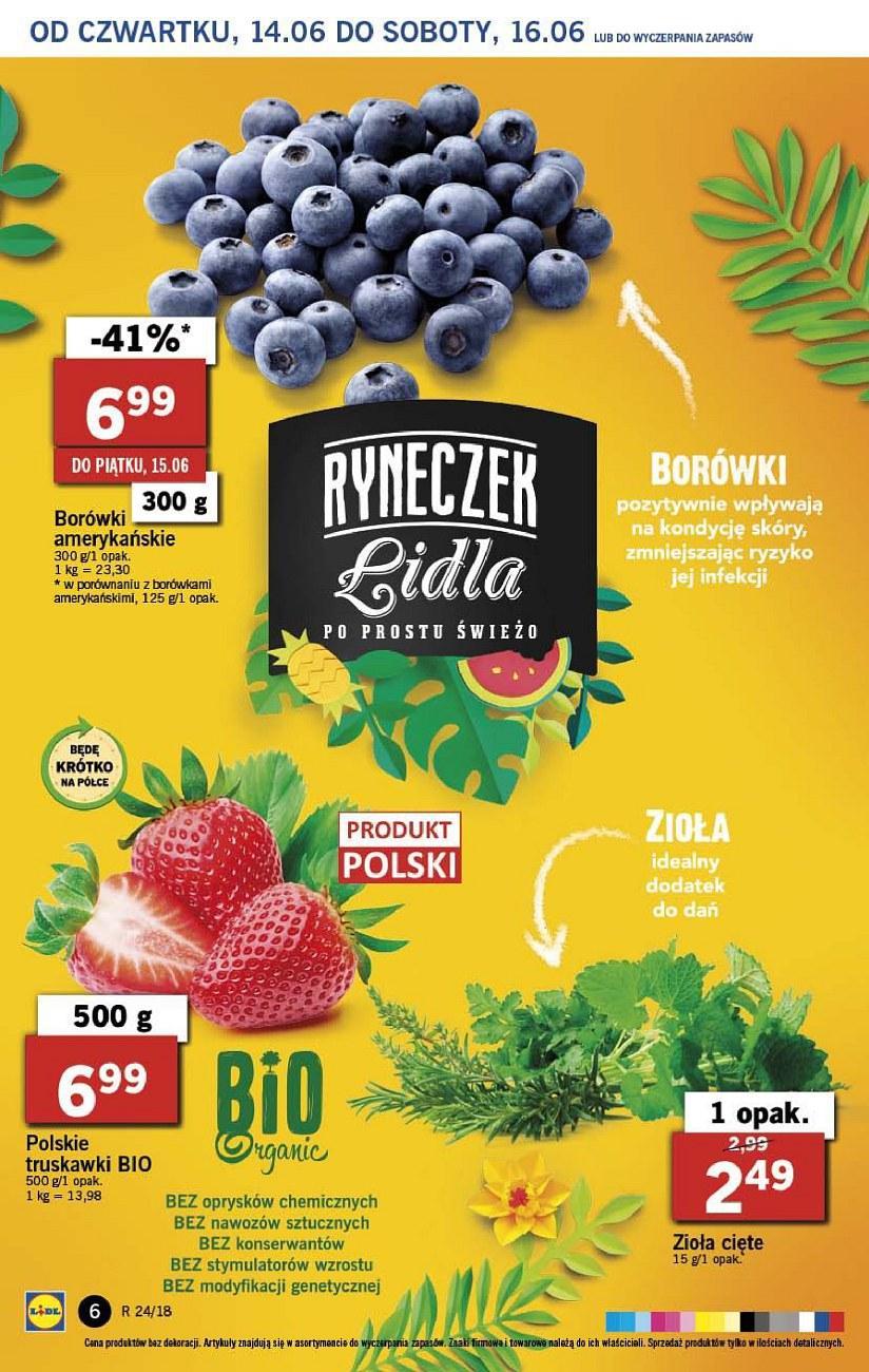 Gazetka promocyjna Lidl do 16/06/2018 str.5