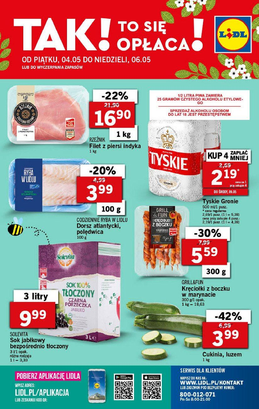 Gazetka promocyjna Lidl do 06/05/2018 str.31