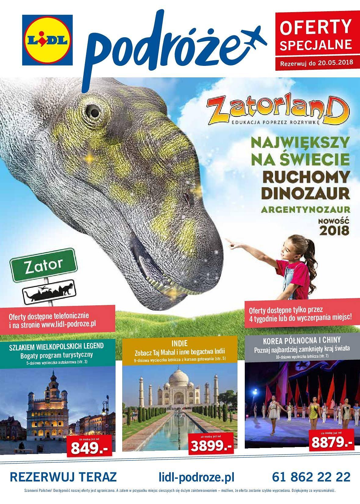 Gazetka promocyjna Lidl do 20/05/2018 str.0