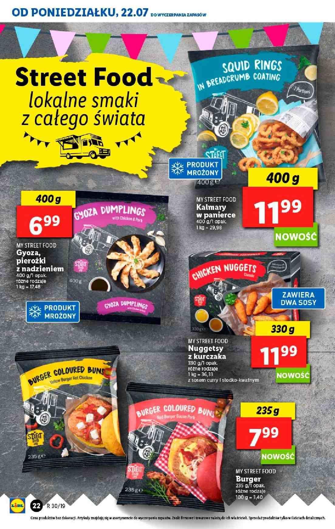 Gazetka promocyjna Lidl do 24/07/2019 str.22