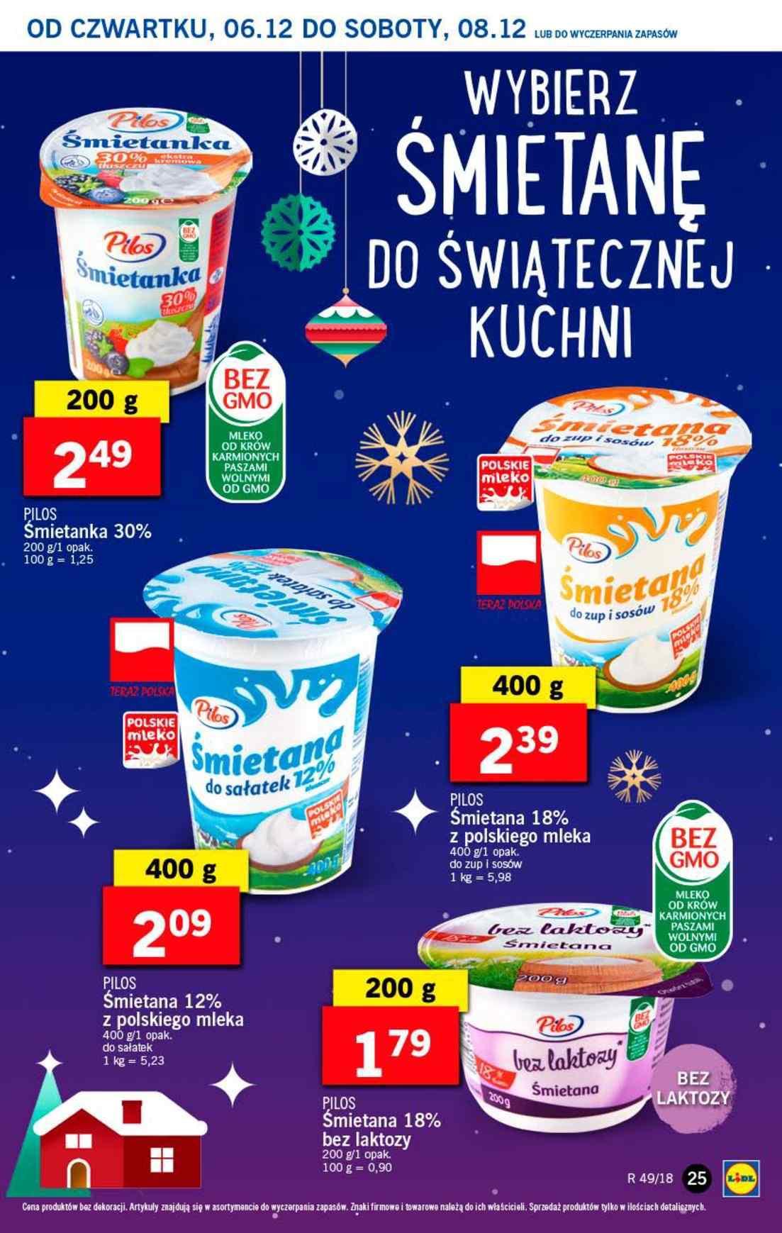 Gazetka promocyjna Lidl do 08/12/2018 str.25