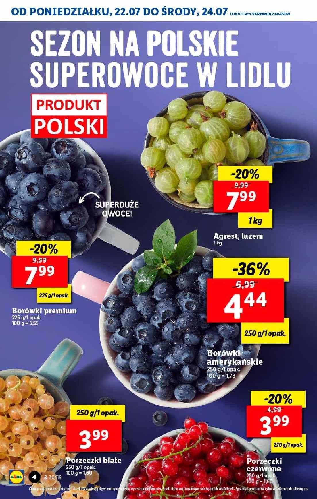 Gazetka promocyjna Lidl do 24/07/2019 str.4