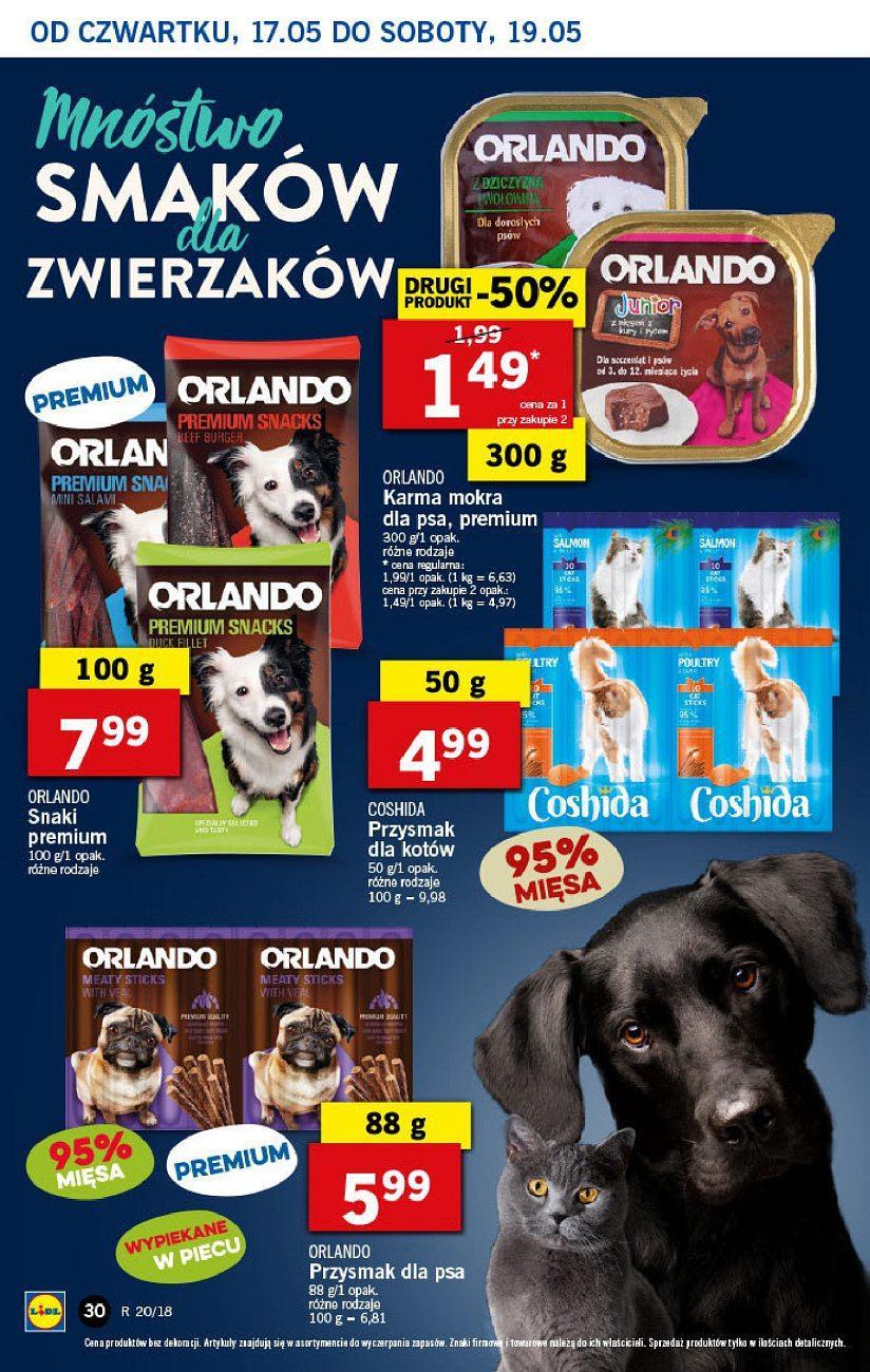 Gazetka promocyjna Lidl do 19/05/2018 str.29