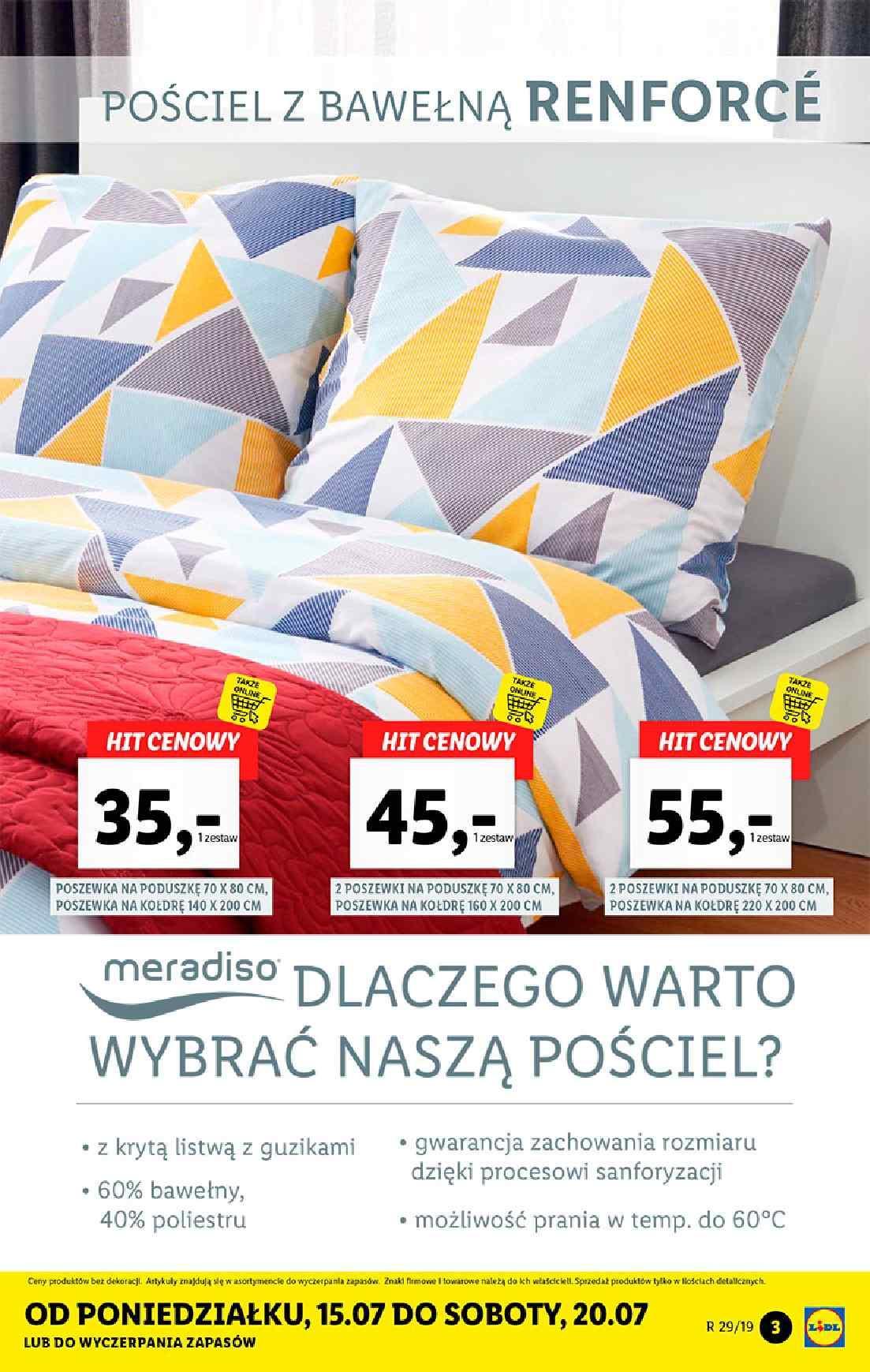 Gazetka promocyjna Lidl do 21/07/2019 str.3