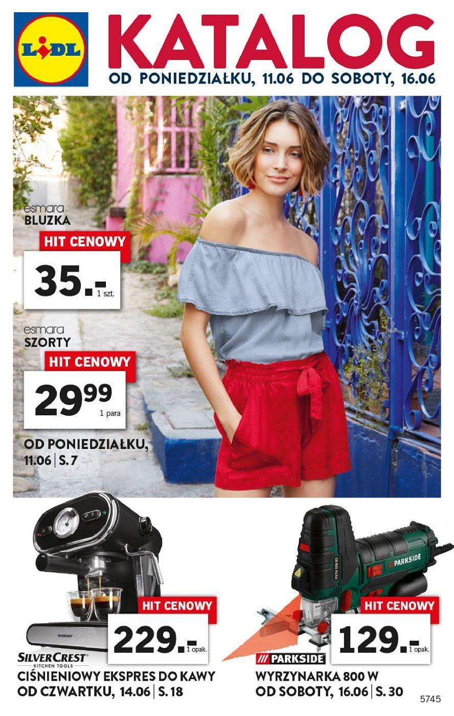 Gazetka promocyjna Lidl do 16/06/2018 str.0