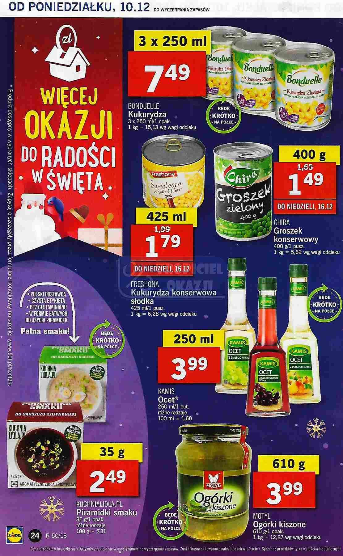 Gazetka promocyjna Lidl do 12/12/2018 str.24