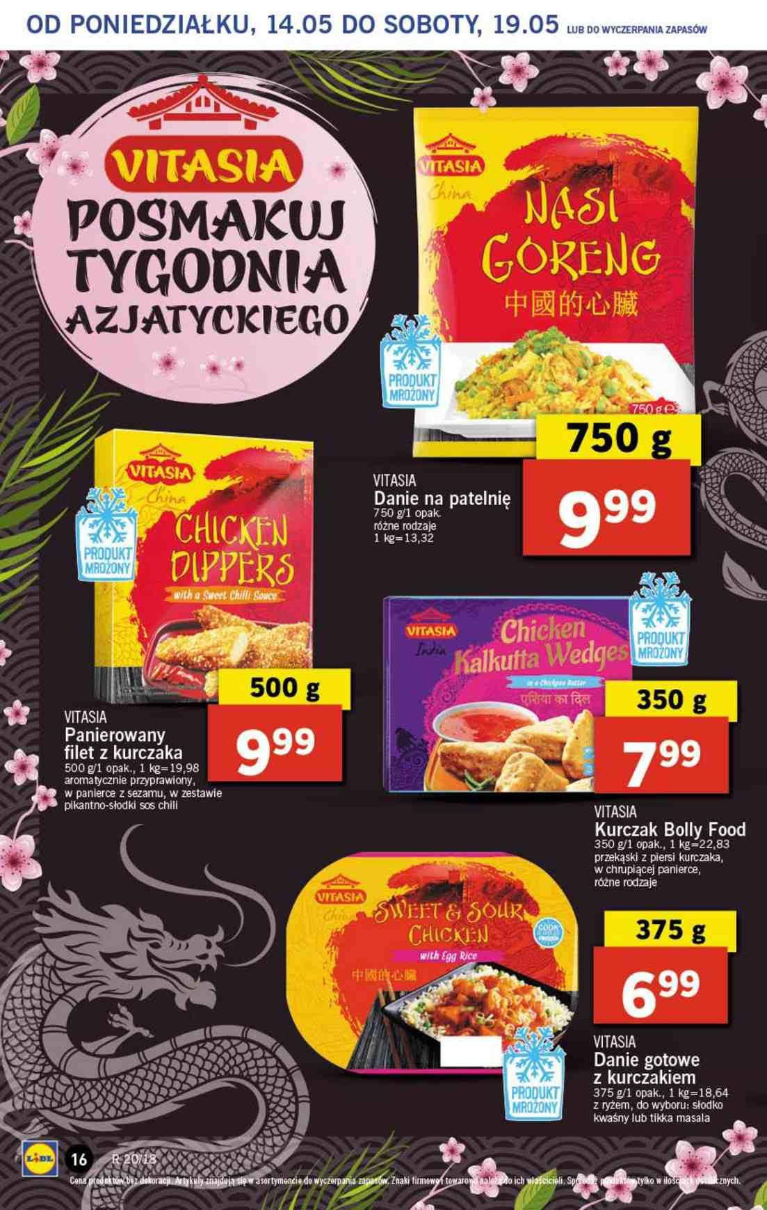 Gazetka promocyjna Lidl do 16/05/2018 str.16