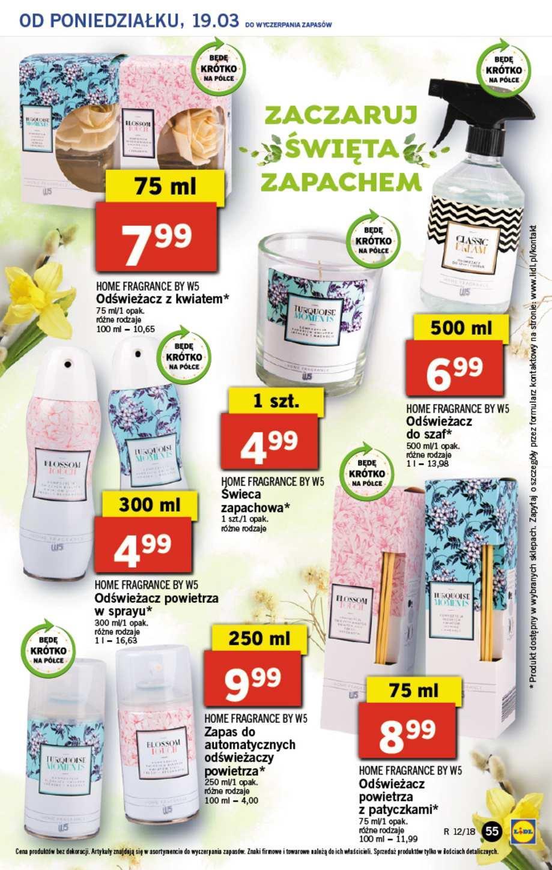 Gazetka promocyjna Lidl do 21/03/2018 str.54