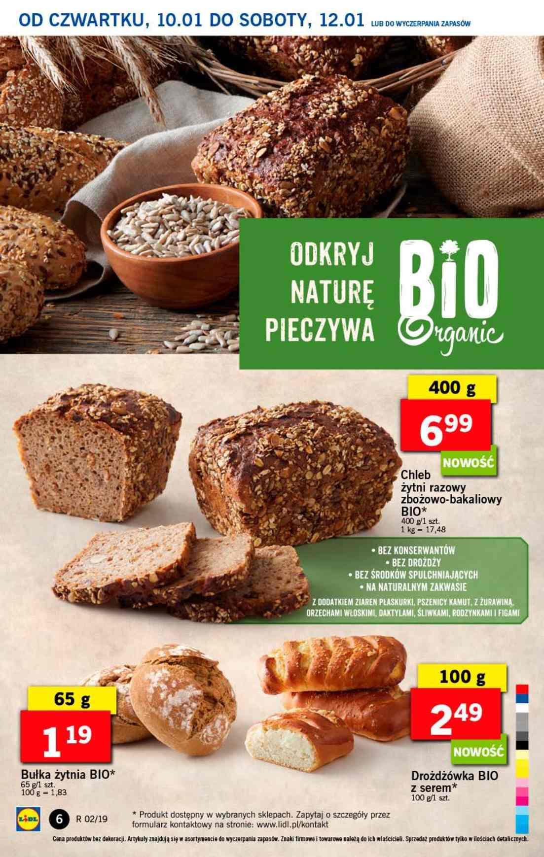 Gazetka promocyjna Lidl do 12/01/2019 str.6