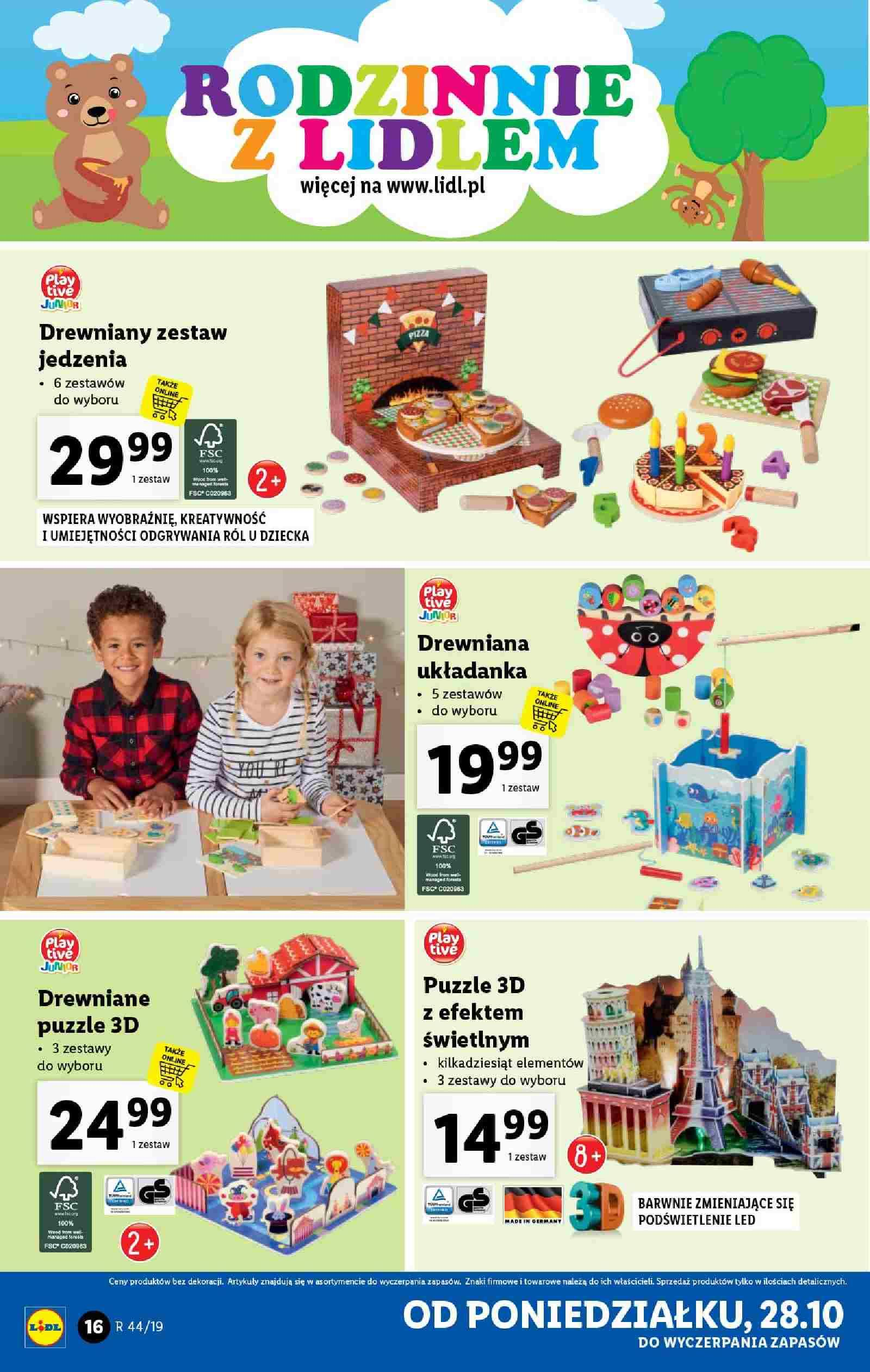 Gazetka promocyjna Lidl do 02/11/2019 str.16
