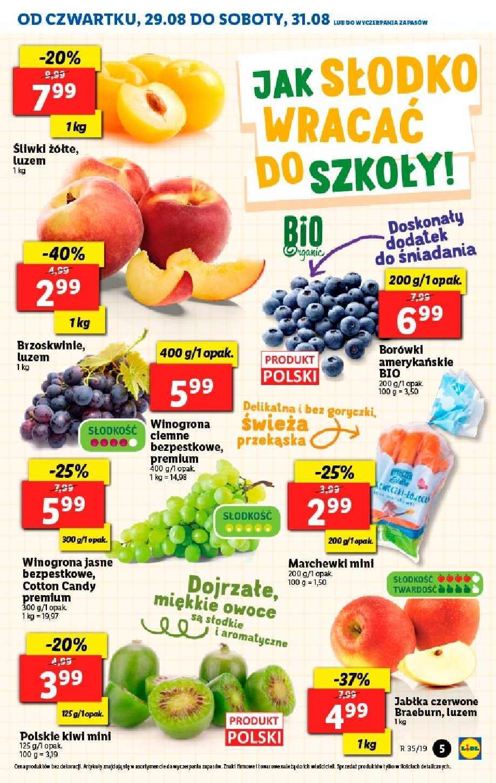 Gazetka promocyjna Lidl do 31/08/2019 str.4