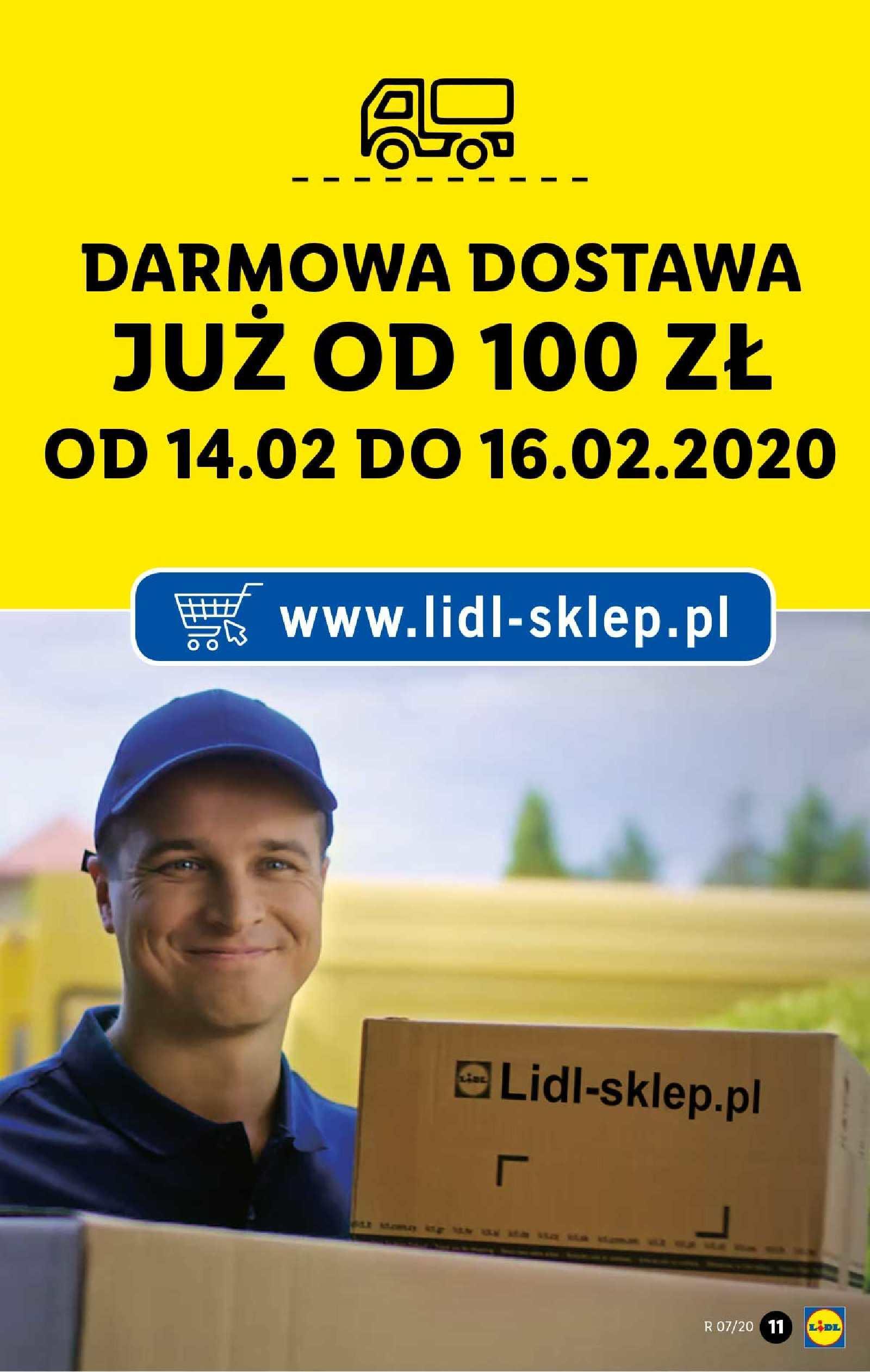 Gazetka promocyjna Lidl do 15/02/2020 str.11