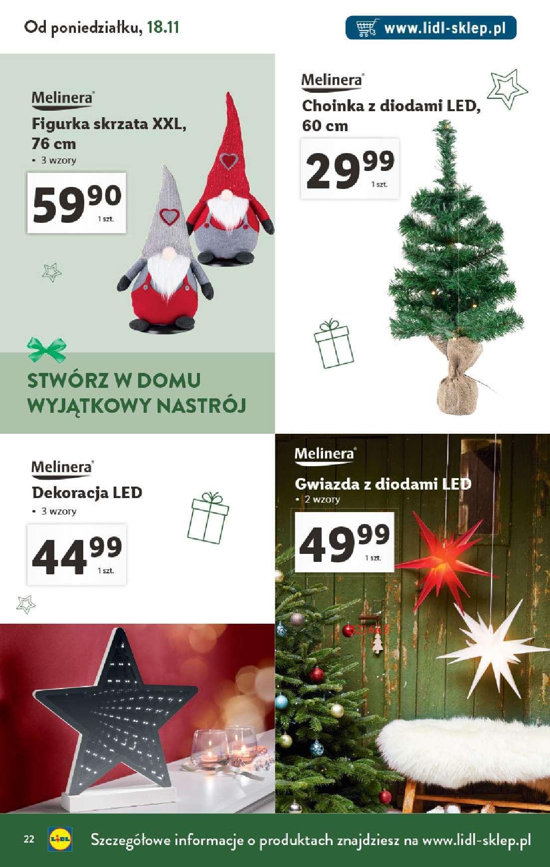 Gazetka promocyjna Lidl do 31/12/2019 str.22
