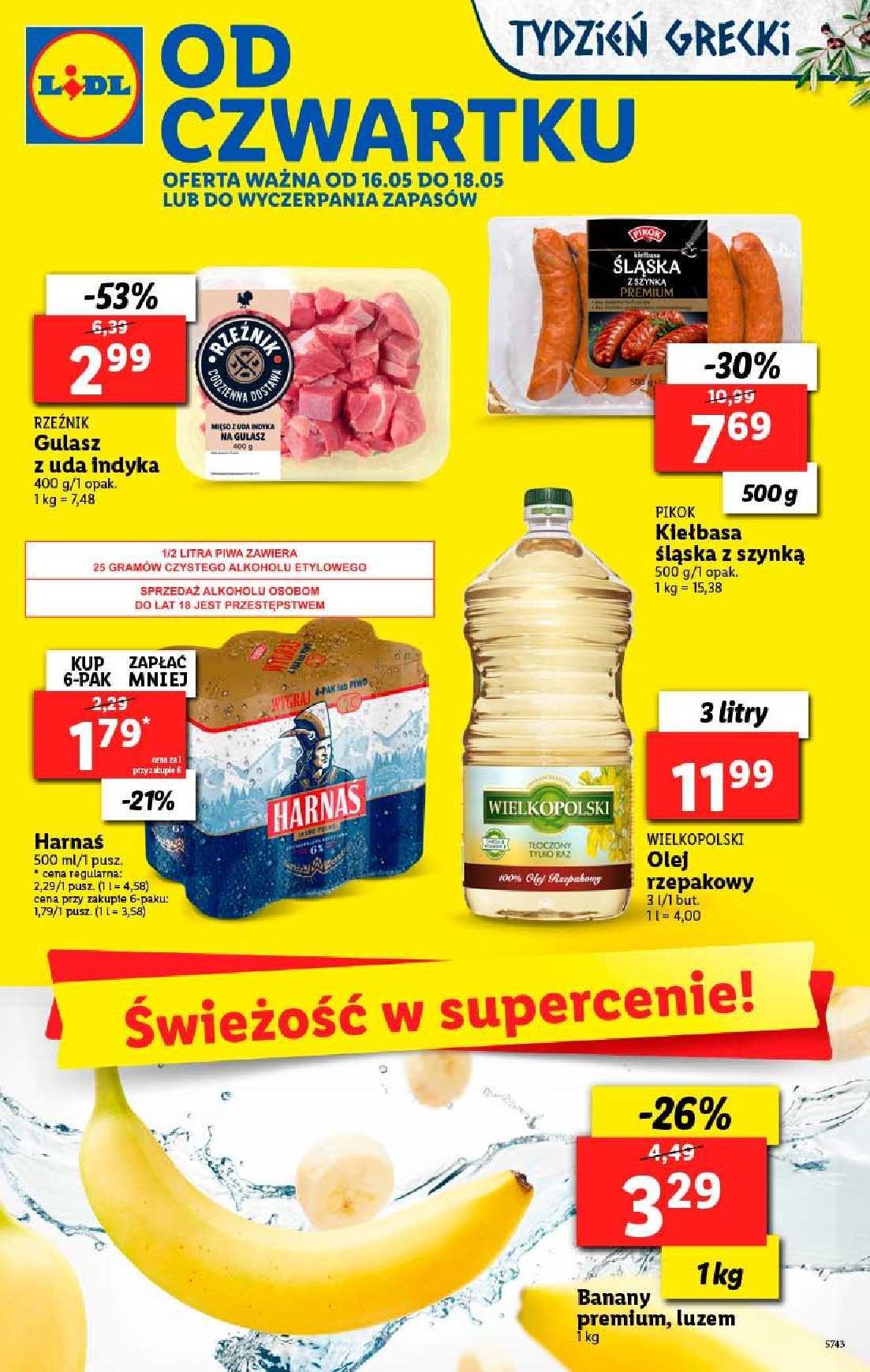 Gazetka promocyjna Lidl do 19/05/2019 str.0