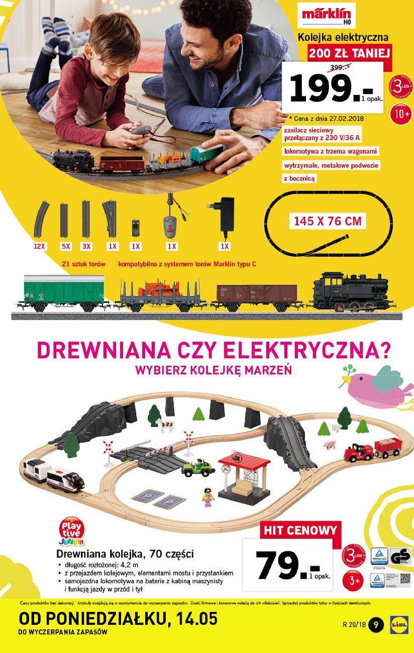 Gazetka promocyjna Lidl do 19/05/2018 str.8