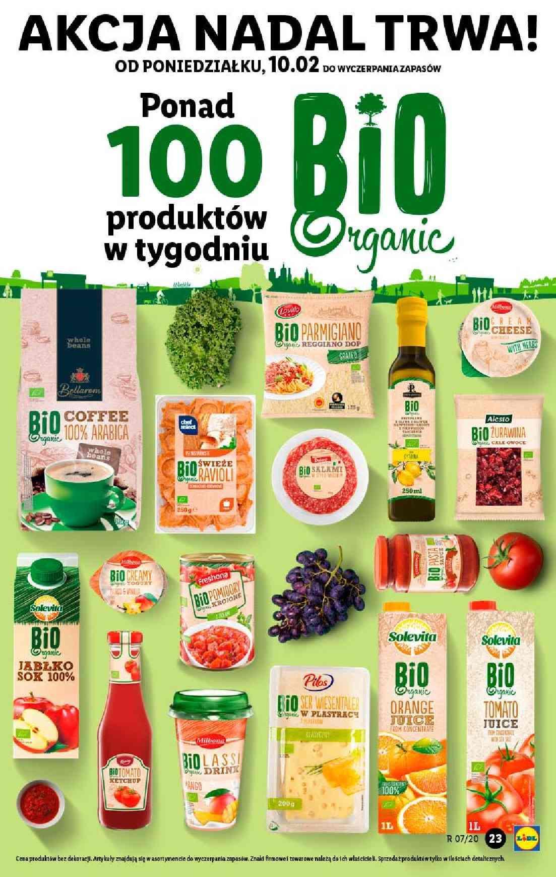 Gazetka promocyjna Lidl do 15/02/2020 str.23