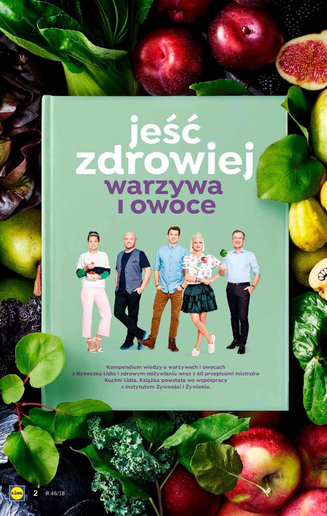 Gazetka promocyjna Lidl do 14/11/2018 str.2