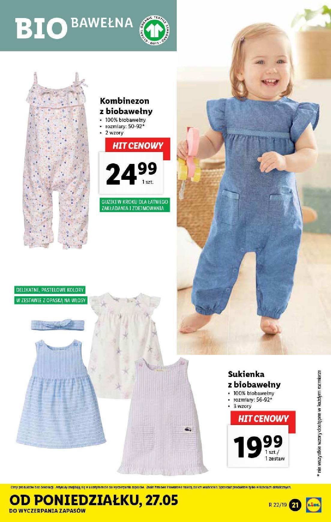 Gazetka promocyjna Lidl do 02/06/2019 str.21