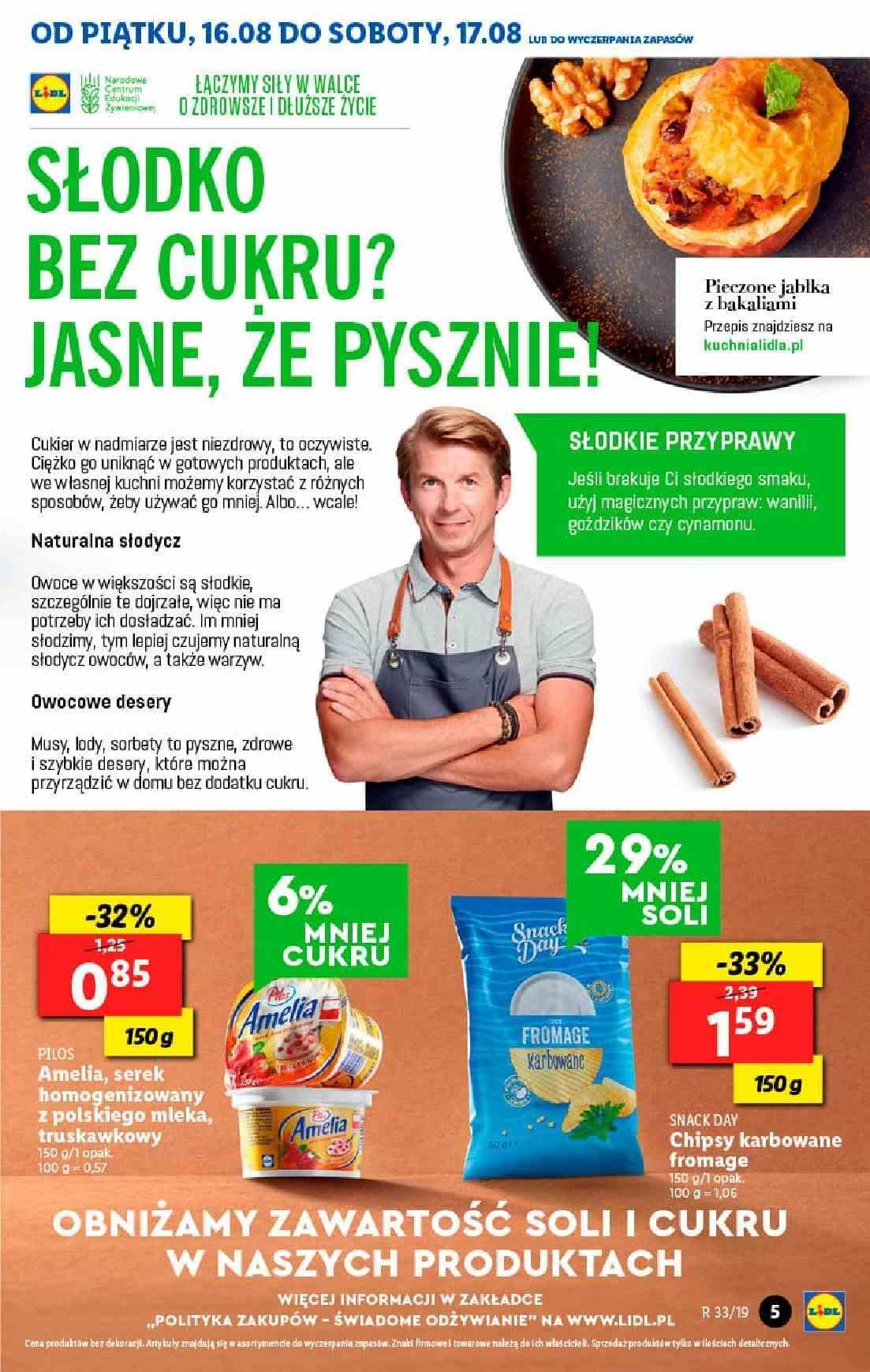Gazetka promocyjna Lidl do 17/08/2019 str.4