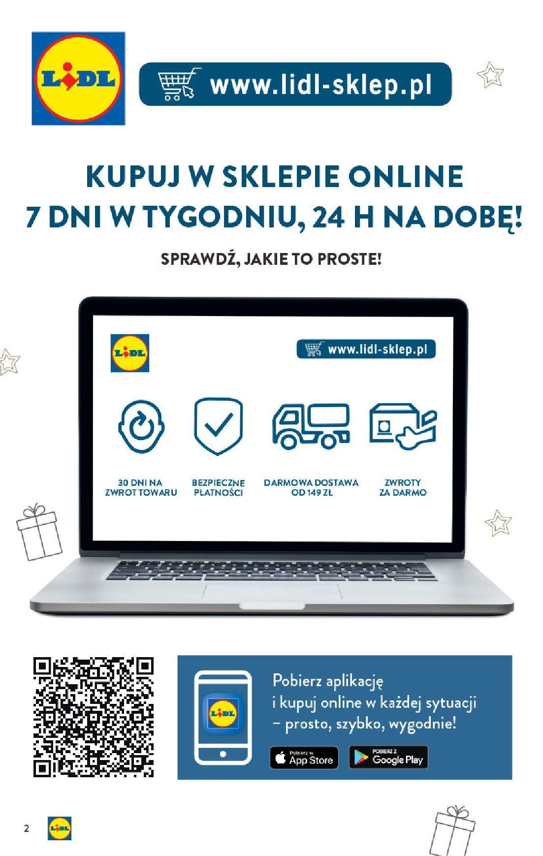 Gazetka promocyjna Lidl do 31/12/2019 str.2
