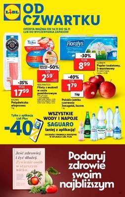 Lidl gazetka - od 14/11/2019 do 16/11/2019