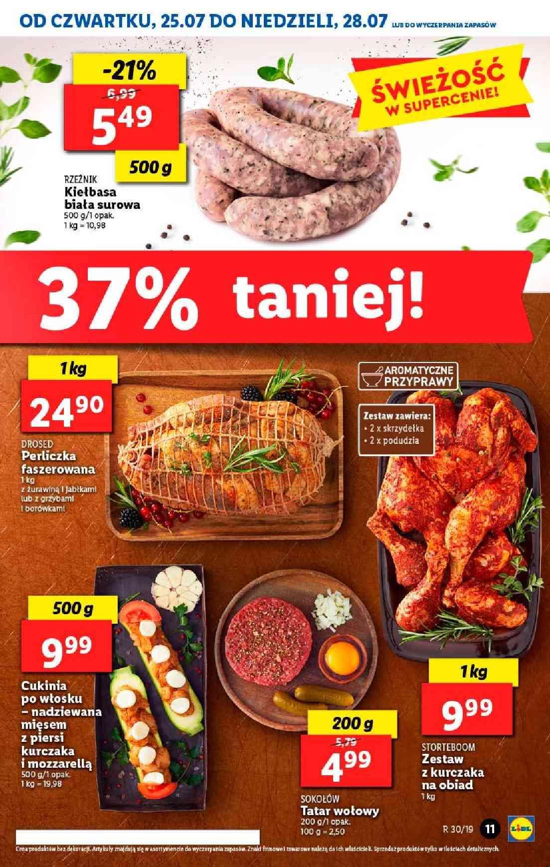 Gazetka promocyjna Lidl do 28/07/2019 str.11