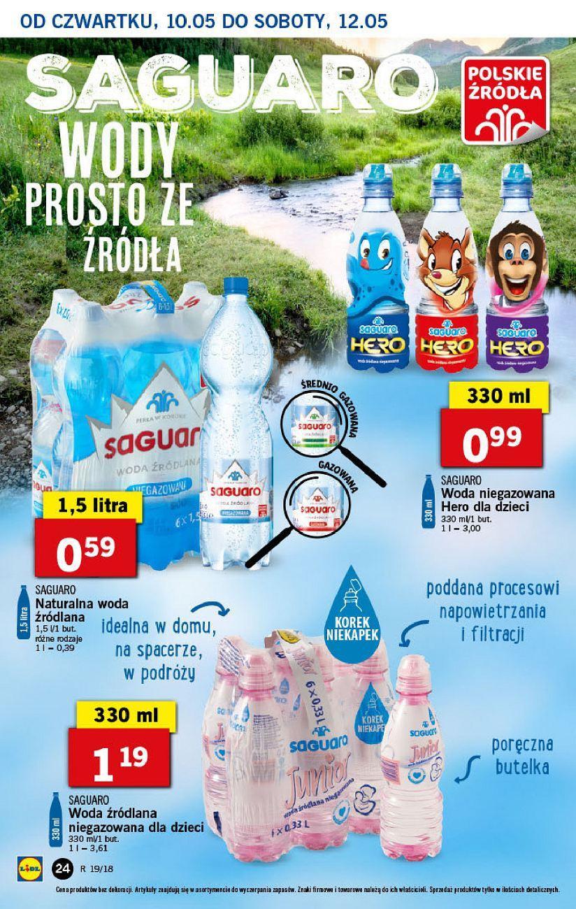 Gazetka promocyjna Lidl do 12/05/2018 str.23