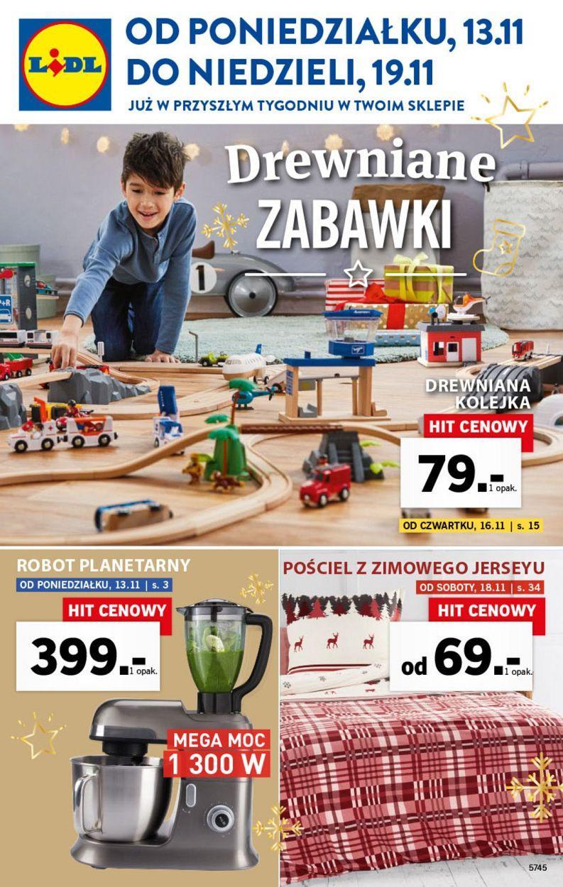 Gazetka promocyjna Lidl do 19/11/2017 str.0