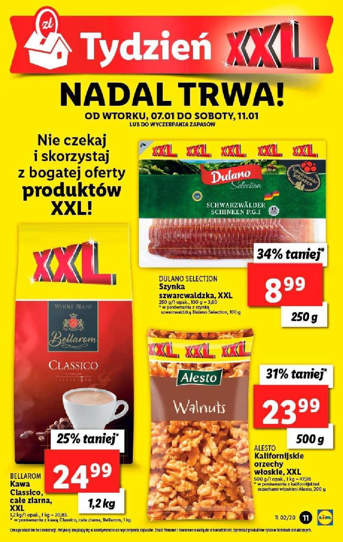 Gazetka promocyjna Lidl do 11/01/2020 str.11