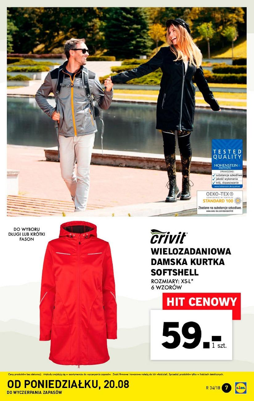 Gazetka promocyjna Lidl do 26/08/2018 str.6