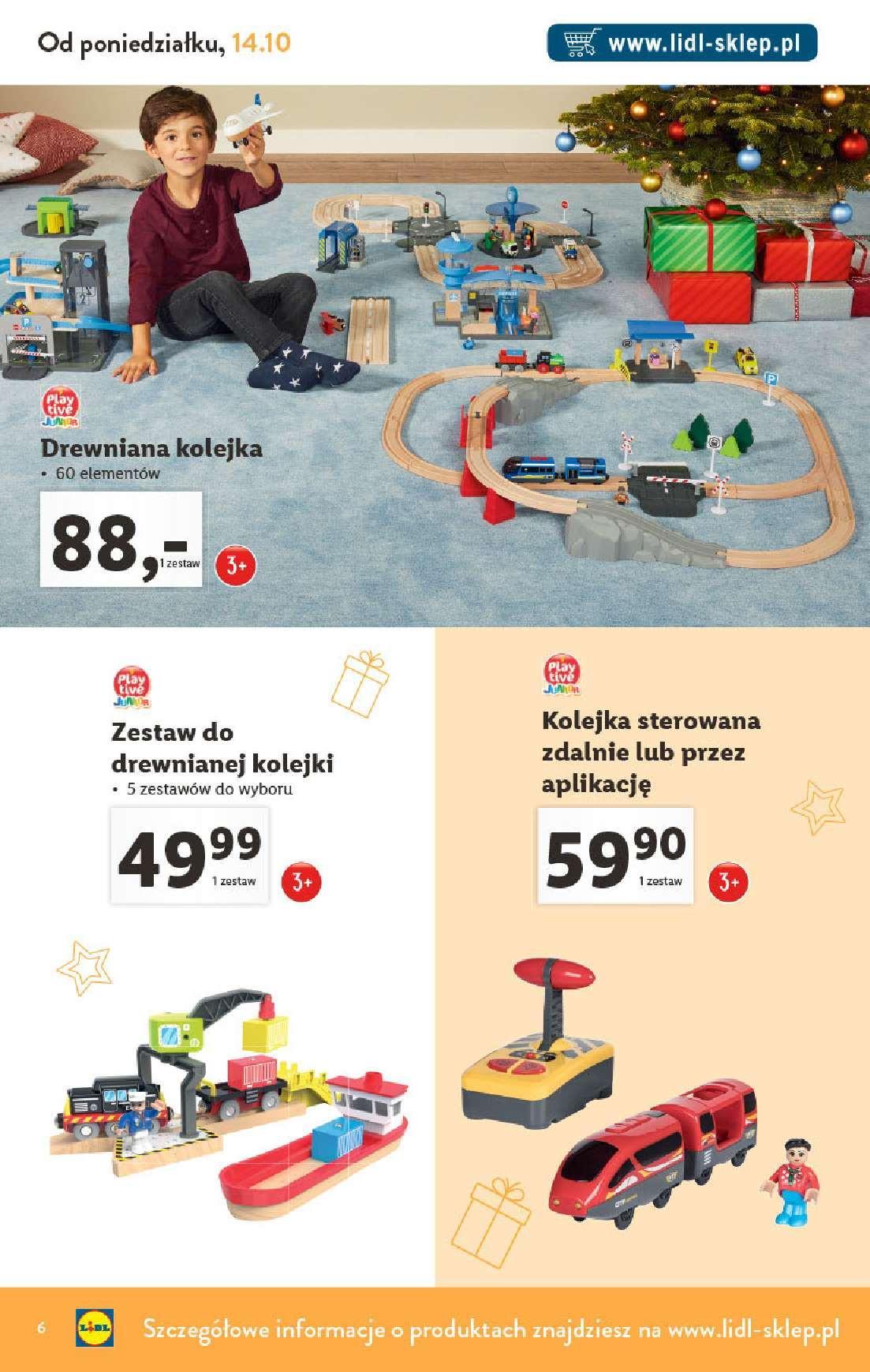 Gazetka promocyjna Lidl do 31/12/2019 str.6