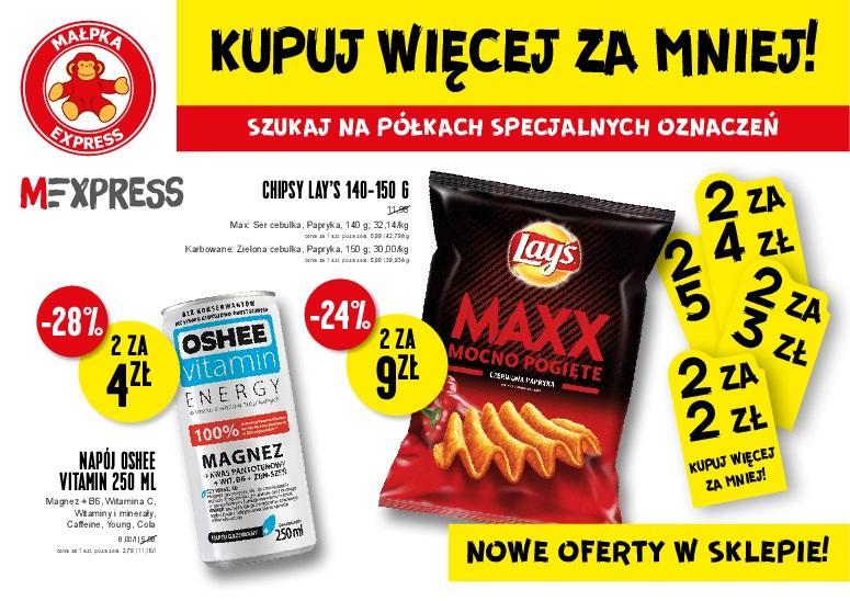 Gazetka promocyjna Małpka Express do 25/10/2016 str.1