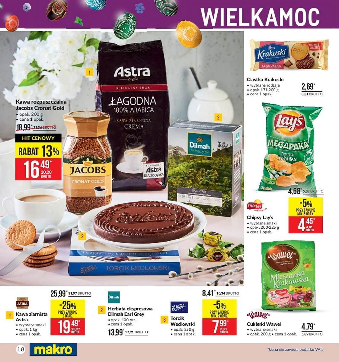 Gazetka promocyjna MAKRO do 09/04/2018 str.17