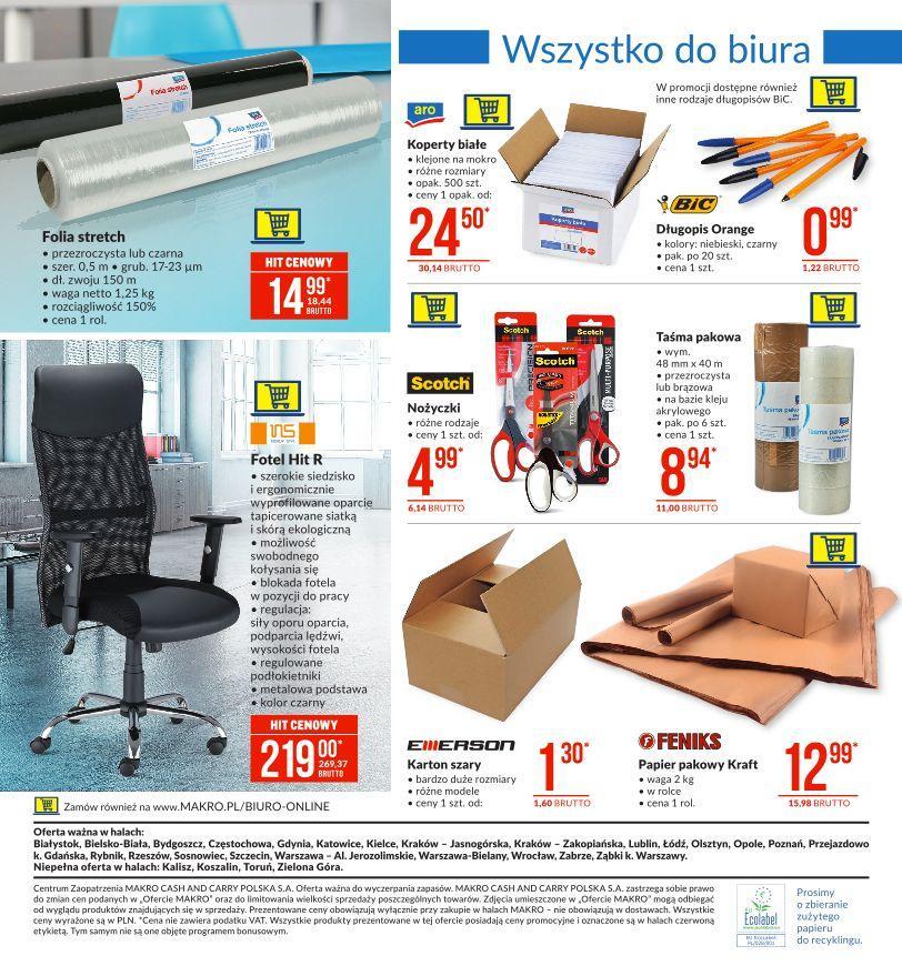 Gazetka promocyjna MAKRO do 08/06/2020 str.14