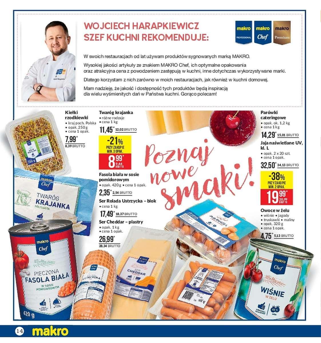 Gazetka promocyjna MAKRO do 23/04/2018 str.13