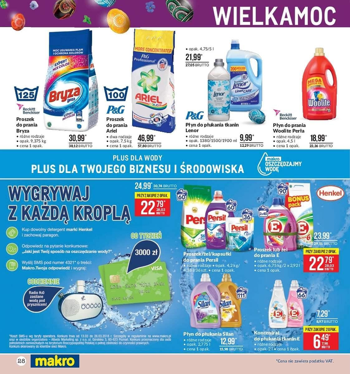Gazetka promocyjna MAKRO do 26/03/2018 str.27