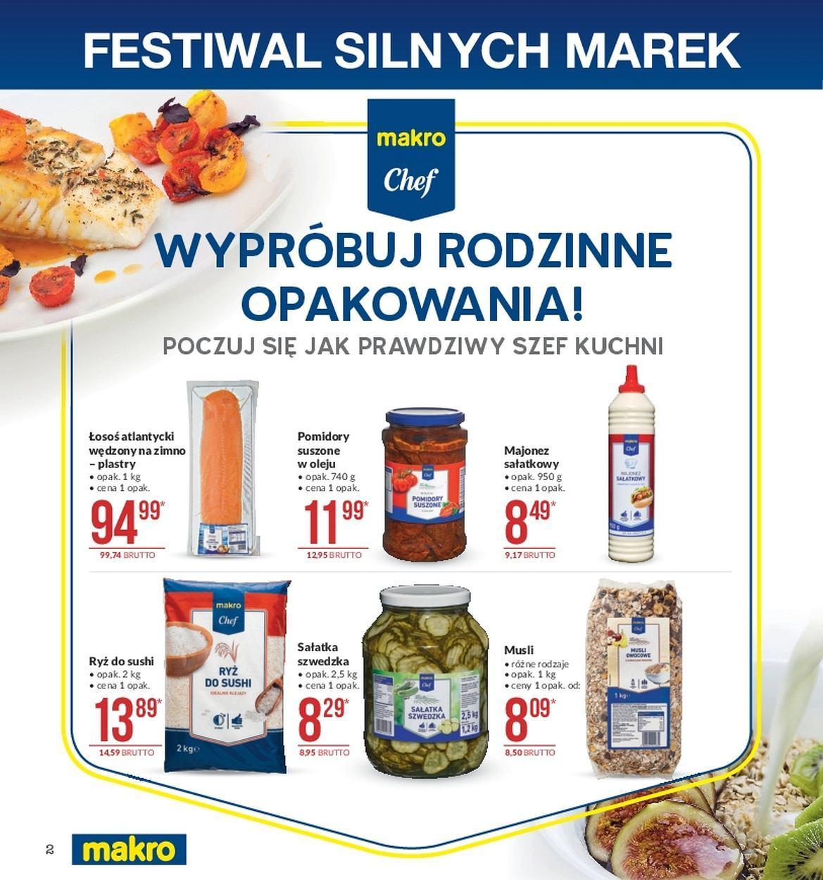 Gazetka promocyjna MAKRO do 20/11/2017 str.1