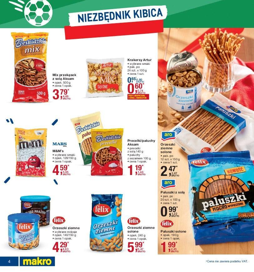 Gazetka promocyjna MAKRO do 18/06/2018 str.4