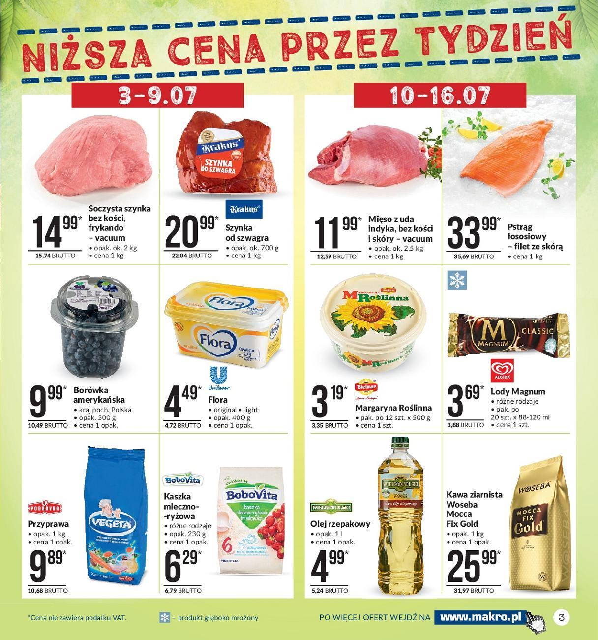 Gazetka promocyjna MAKRO do 16/07/2018 str.2