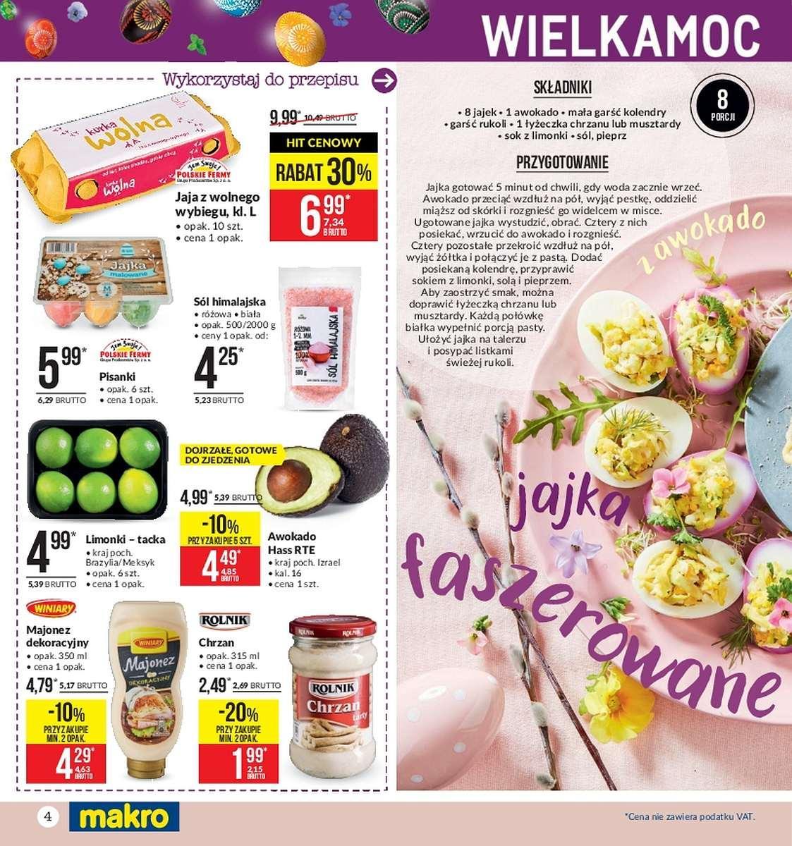 Gazetka promocyjna MAKRO do 09/04/2018 str.3