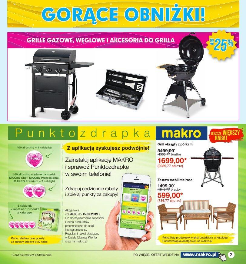 Gazetka promocyjna MAKRO do 29/07/2019 str.3