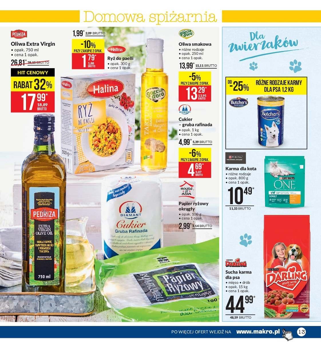 Gazetka promocyjna MAKRO do 07/05/2018 str.12