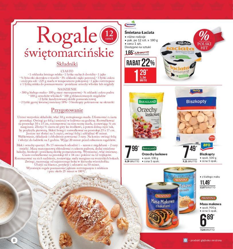 Gazetka promocyjna MAKRO do 19/11/2018 str.2