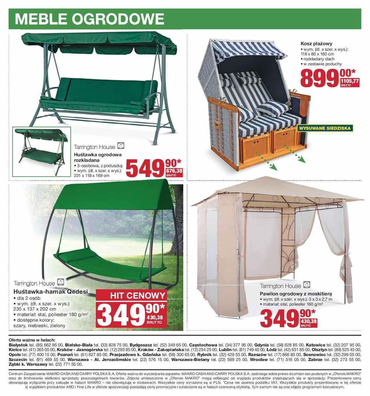 Gazetka promocyjna MAKRO do 06/06/2016 str.1