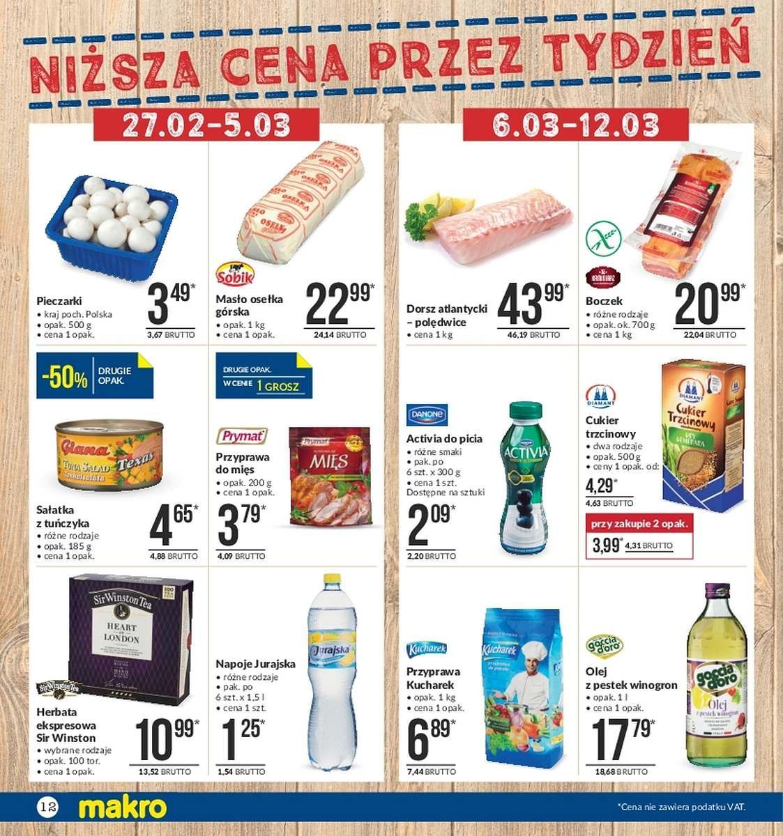 Gazetka promocyjna MAKRO do 12/03/2018 str.11