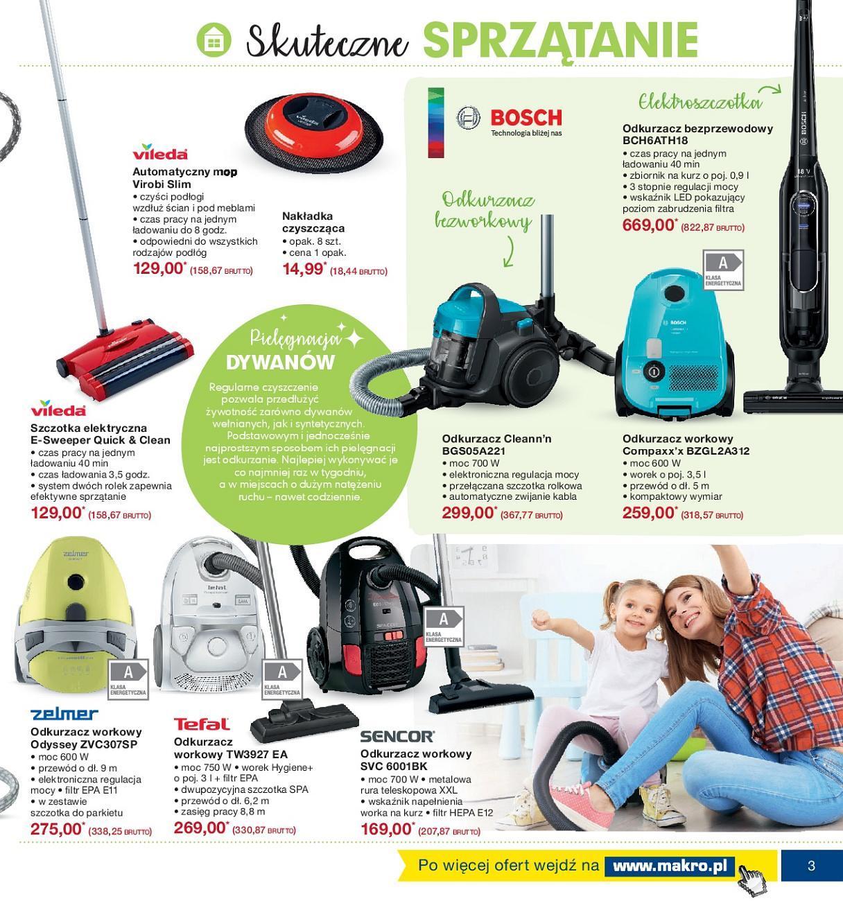 Gazetka promocyjna MAKRO do 13/08/2018 str.3