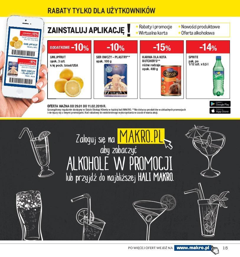 Gazetka promocyjna MAKRO do 11/02/2019 str.14